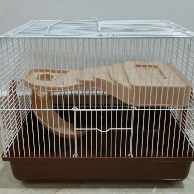 Hamster Med Size Cage