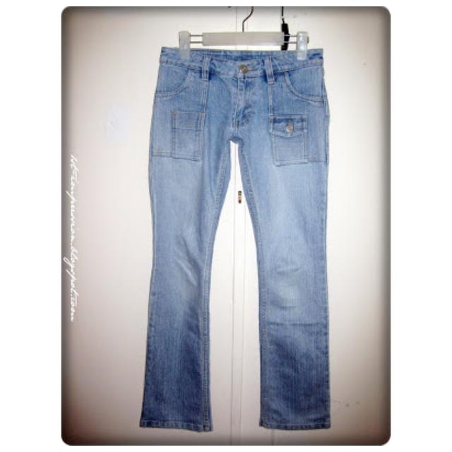 PRELOVED PANTS (S1014 )