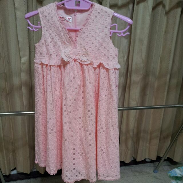 (含運)13號Why1/2女童洋裝