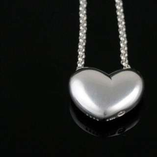 Georg Jensen 喬治傑生 設計款 愛心項鍊 純銀 正品
