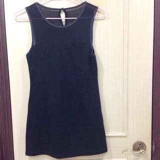 【全新】sexy透明感黑洋裝