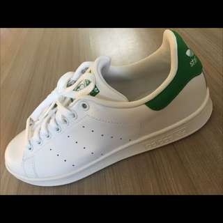 Adidas Stan Smith 白綠