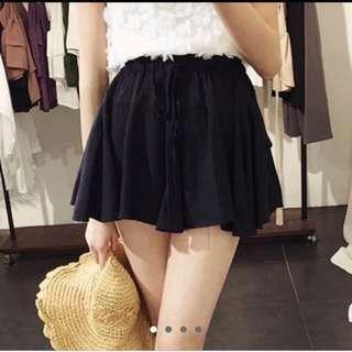 全新 氣質褲裙