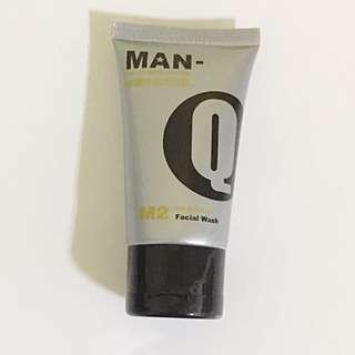 男性檸檬控油洗面乳30ml