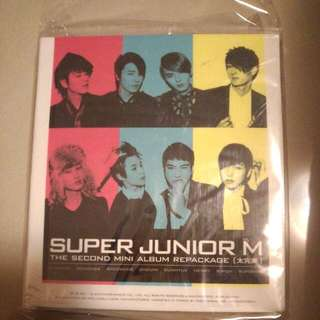 Super Junior 太完美CD+DVD