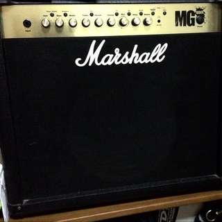 Marshall MG100FX 100watt Combo Amp