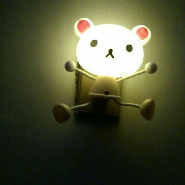 光控小夜燈