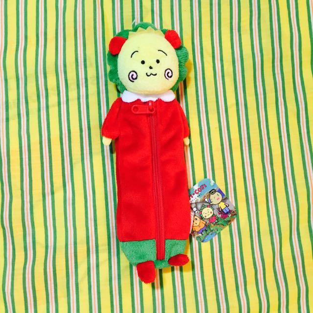 ✨全新未剪標✨櫻桃小丸子🍒吉祥物筆袋