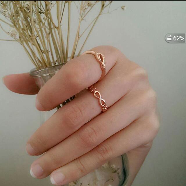 (二手)小戒圍戒指