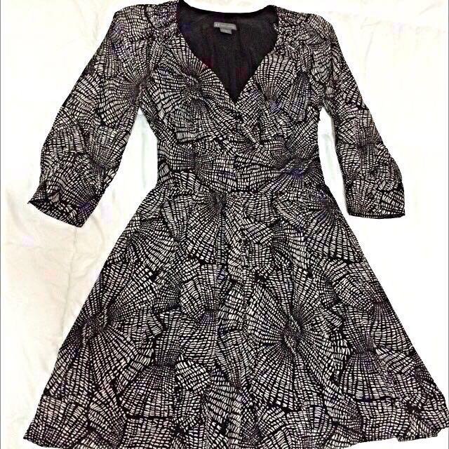 Last Chance: A/X Silk Dress, brand new