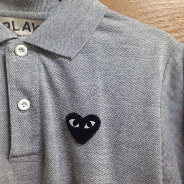 Playboy Polo 灰色 衫