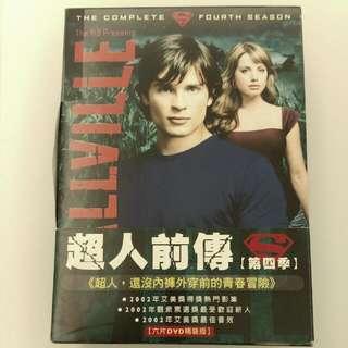 超人前傳第四季DVD