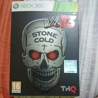 (Reserved) Wwe 13 Stone Cold Edition