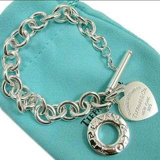 Tiffany扣環手鍊