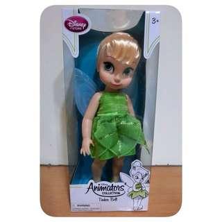 日本帶回100%正品~迪士尼系列Q版玩偶娃娃-小精靈