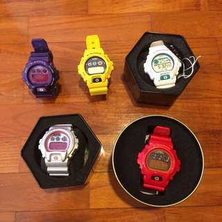 AUTHENTIC Gshock Watches