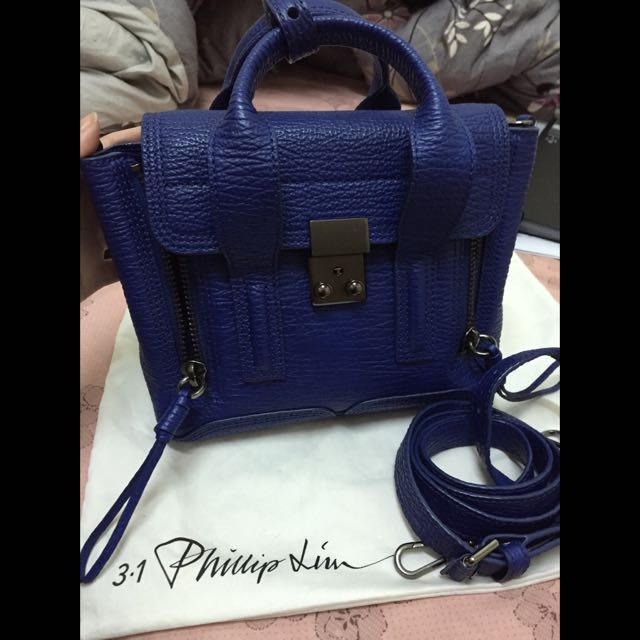 真品9成新 3.1 Phillip Lim mini