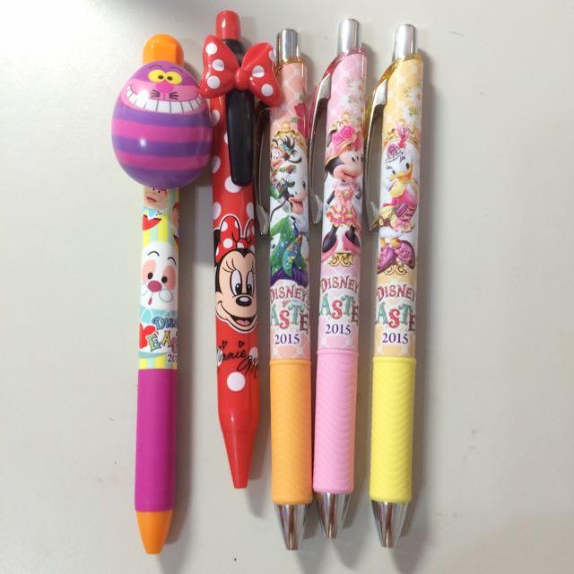 迪士尼系列原子筆