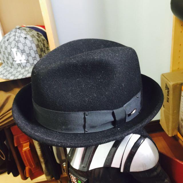 Bailey 紳士帽
