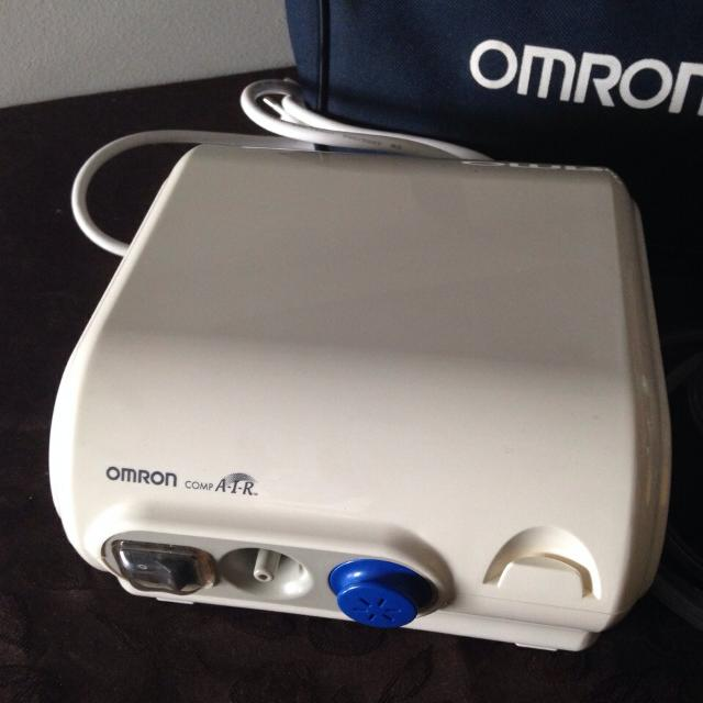 Pre-loved Omron Nebulizer
