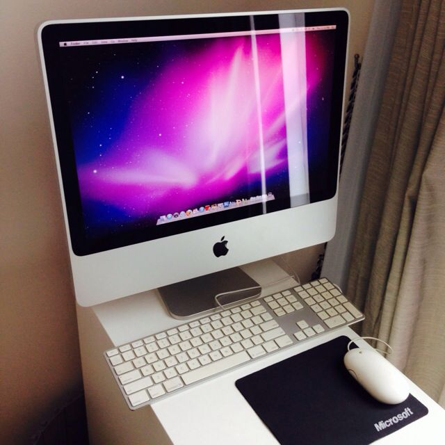 REDUCED! 20-inch iMac Intel Core 2 Duo