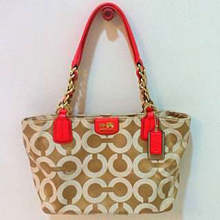 Coach tote Peloved Handbang