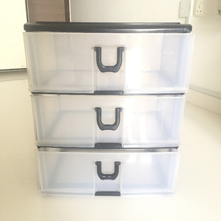(Reserved)Plastic Drawers