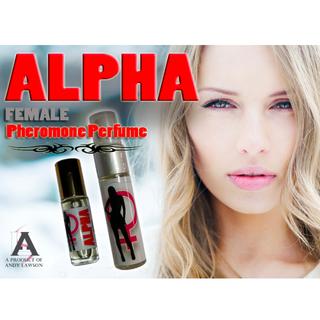 Alpha Female Pheromone Perfume 5ml
