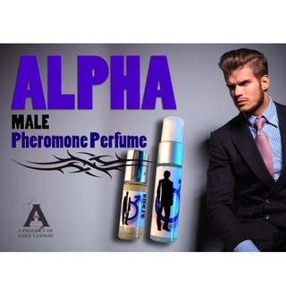 Alpha Male Pheromone Perfume 5ml **Best Seller**