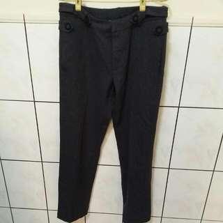 韓版 西裝褲
