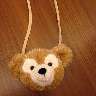 Duffy 達菲熊 票夾小零錢包