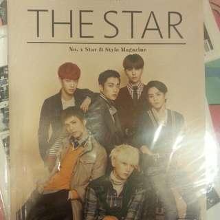 韓國 2013年 THE STAR 雜誌 BEAST