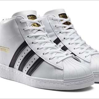 [PRICE REDUCED] Adidas Superstar
