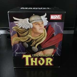 Marvel Thor Mini Figurine Bust Diamond Toys Hot Toys