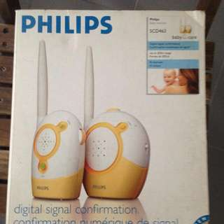 Pre Loved Philips Babymonitor