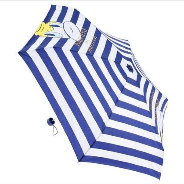 唐老鴨折疊晴雨兩用折疊傘