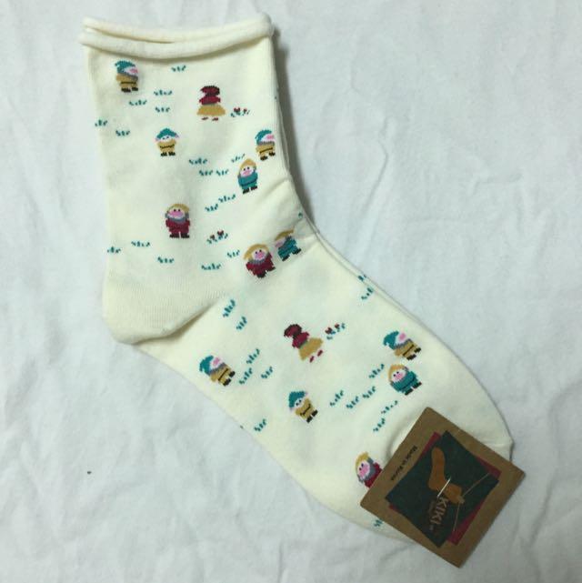 可愛小矮人們襪子
