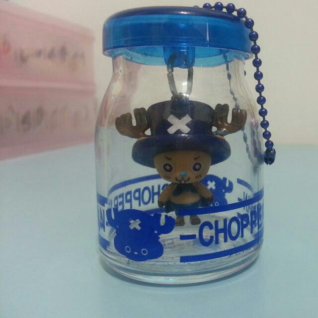 海賊王  牛奶罐喬巴