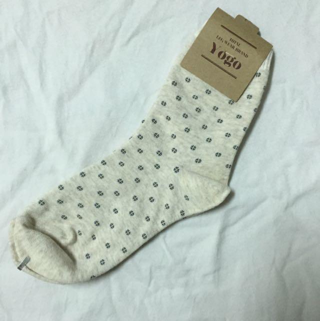 韓國🇰🇷 花點點襪子