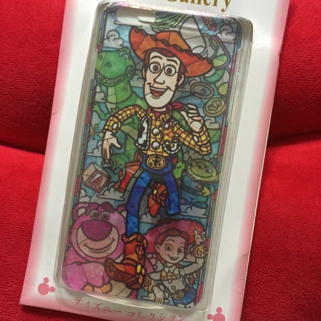 全新 玩具總動員 Toy Story 胡迪 iPhone 6 Plus 手機殼 硬殼