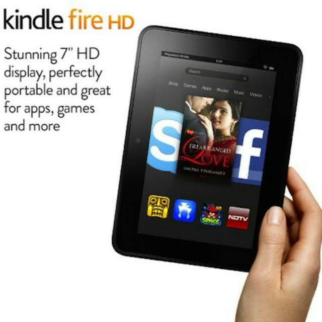 Amazon Kindle Fire HD7 [NEW]