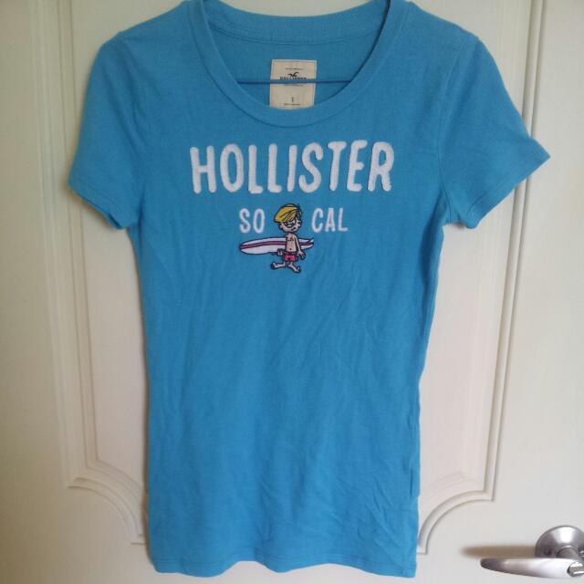 Hollister短T