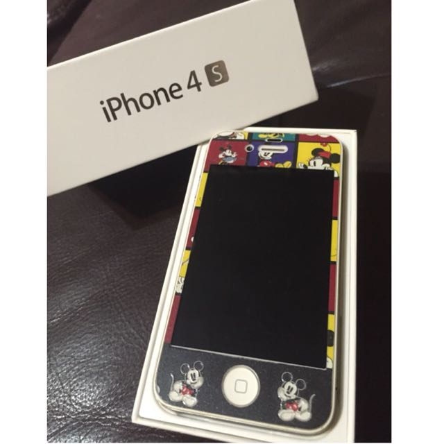 iPhone 4s 16G白色