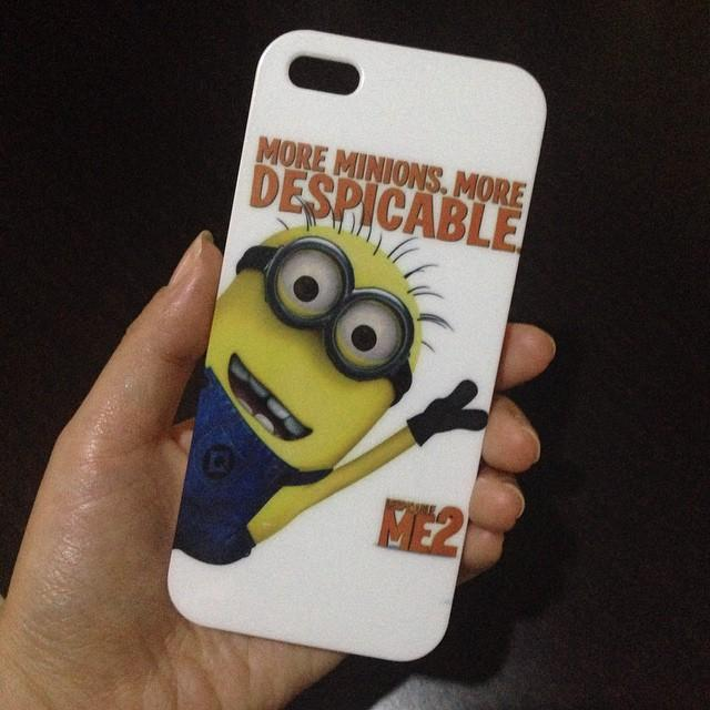 IPHONE CASE MINIONS