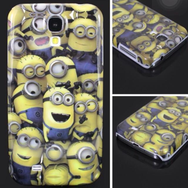 MINIONS IPHONE CASE