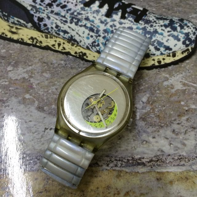 Swatch 手錶 1997 有日期