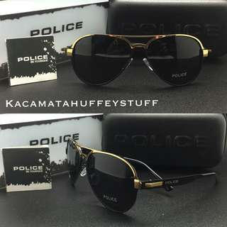 Sunglasses Police Alloy