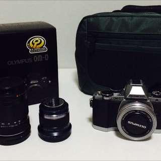 Olympus OMD EM-10