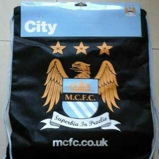 Manchester City Drawstring Bag BNIP