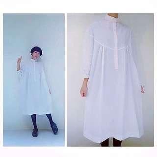 ✨含運)全新 SALA 襯衫設計連身 洋裝